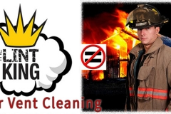 Clothes dryer fire safety The Lint King